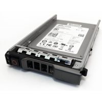 "Накопитель SSD Dell 1x960Gb SAS для 14G 503M7/400-ATLR Hot Swapp 2.5"" Mixed Use"